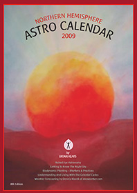 2009 Northern Star Astro Calendar